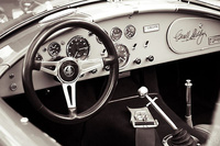 1969 Shelby Cobra picture, interior