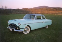 1953 Packard Clipper Overview