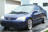 Picture of 2003 Honda Civic Coupe, exterior