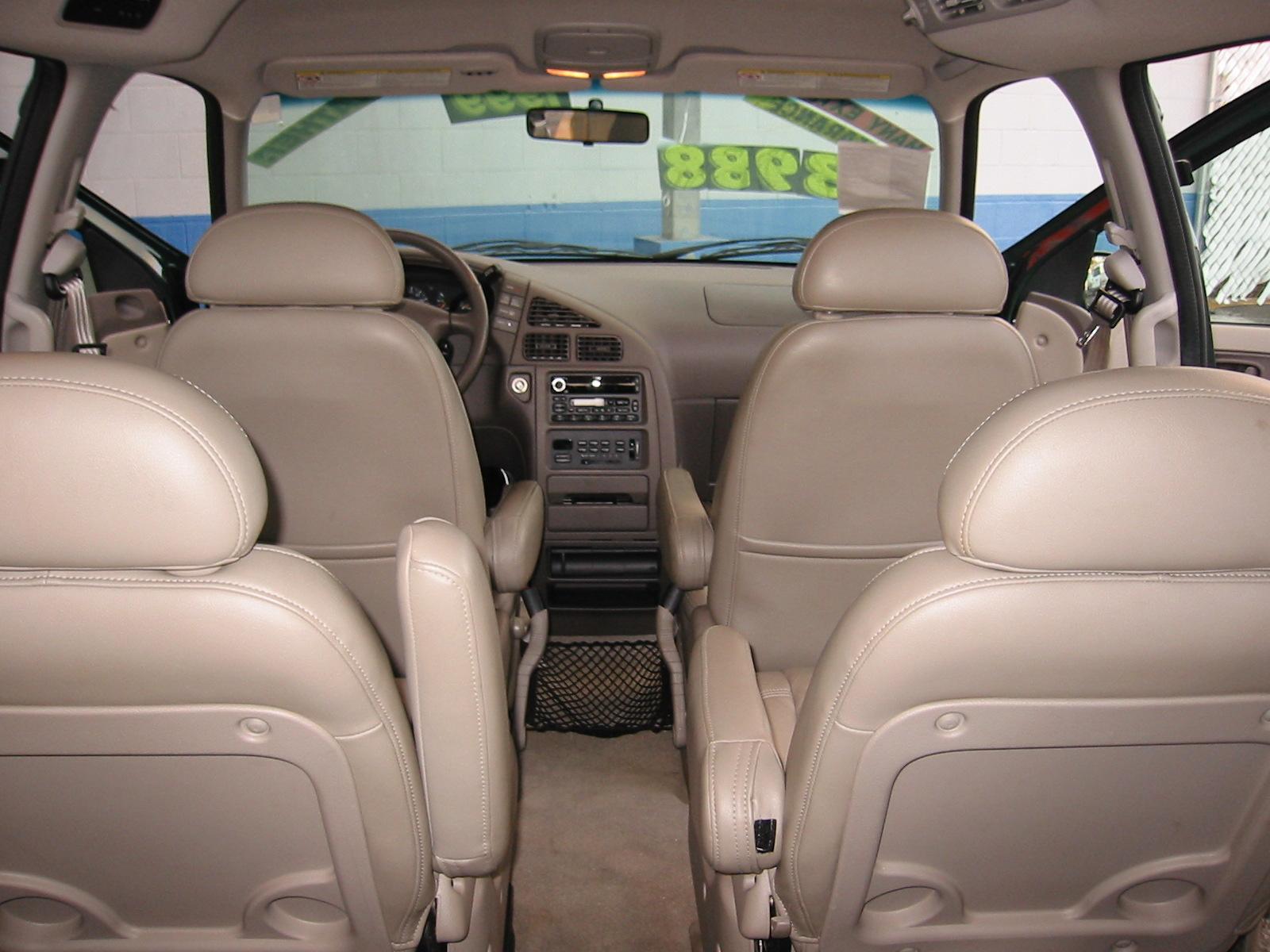1999 Nissan Quest Interior Pictures Cargurus