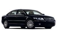 2004 Volkswagen Phaeton Overview
