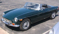 Picture of 1971 MG MGB Roadster, gallery_worthy