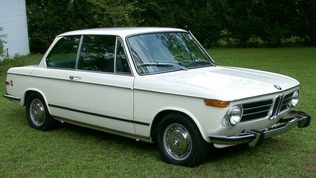 1972 Bmw 2002 Overview Cargurus