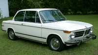 1972 BMW 2002 Overview