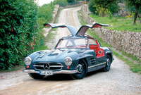 1959 Mercedes-Benz 300SL Overview