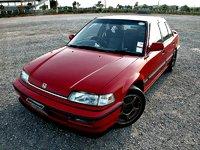 Picture of 1989 Honda Civic LX, exterior