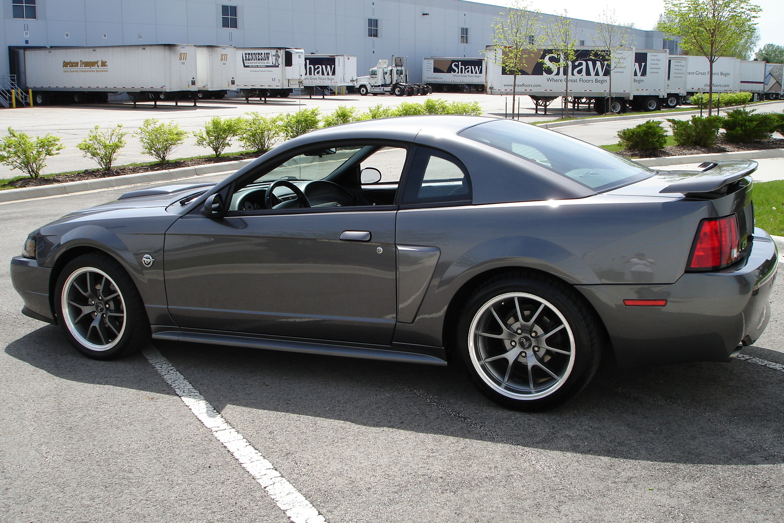 Picture of 2004 ford mustang gt deluxe exterior
