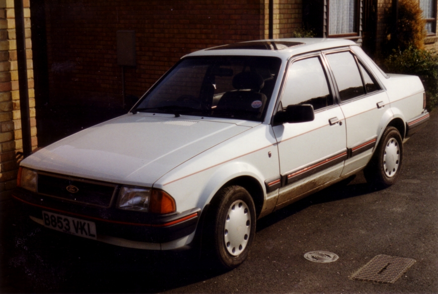 1984 Ford Orion - Pictures - 1984 Ford Orion picture - CarGurus