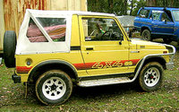 1990 Suzuki Sierra Overview