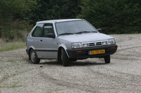 1988 Nissan Micra Overview
