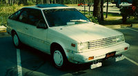 1982 Nissan Sentra Overview