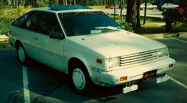 Picture of 1982 Nissan Sentra, exterior
