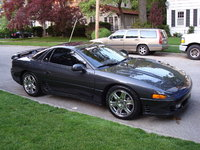 Picture of 1992 Mitsubishi 3000GT 2 Dr VR-4 Turbo AWD Hatchback, exterior, gallery_worthy