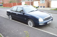 1997 Ford Scorpio Overview
