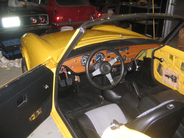 1977 Triumph Spitfire Interior Pictures Cargurus