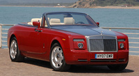 2007 Rolls-Royce Phantom Drophead Coupe, 2008 Rolls-Royce Drophead Coupe Convertible picture, exterior