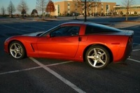 Picture of 2006 Chevrolet Corvette Coupe, exterior
