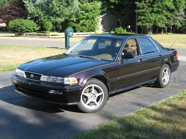 Picture of 1992 Acura Vigor GS FWD, exterior, gallery_worthy