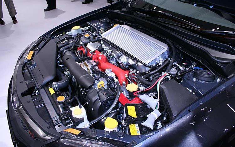 2004 Ford F-150 SVT Lightning picture, engine