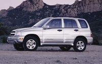 Picture of 2003 Chevrolet Tracker, exterior