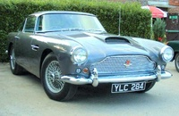 1958 Aston Martin DB4 Overview