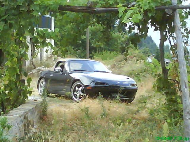 Foto de un 1997 Mazda MX-5 Miata