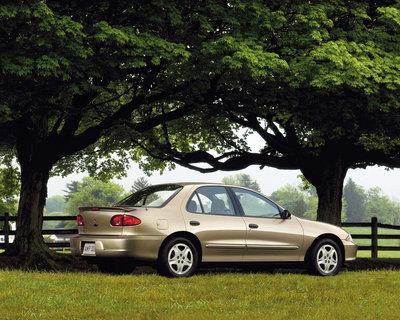 Chevrolet Cavalier 2001. 2001 Chevrolet Cavalier LS