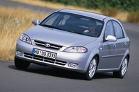 2004 Daewoo Lacetti Overview
