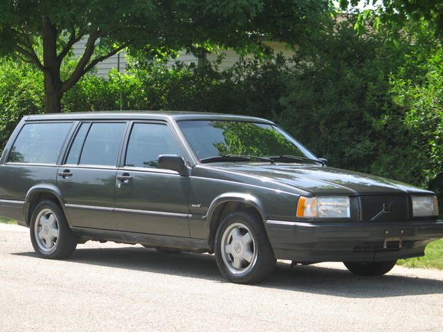 Picture of 1991 Volvo 740 Turbo Wagon, exterior, gallery_worthy