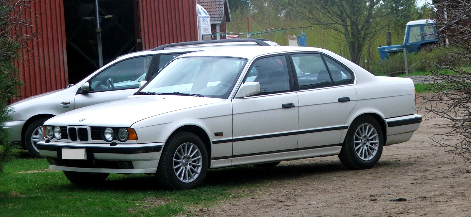 1990 Bmw 5 Series - Pictures