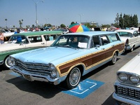 1967 Ford Country Squire Overview