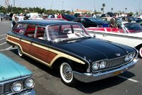1960 Ford Country Squire Overview