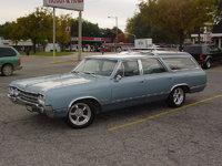 1965 Oldsmobile Vista Cruiser Overview