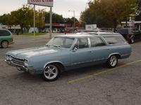 1965 Oldsmobile Vista Cruiser Overview