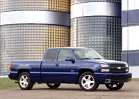 Picture of 2004 Chevrolet Silverado 1500 SS, exterior, gallery_worthy