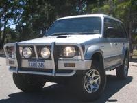 1997 Mitsubishi Pajero picture, exterior