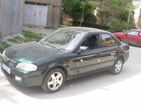 1999 Mazda 323 Overview