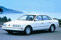 1993 Infiniti Q45 Overview