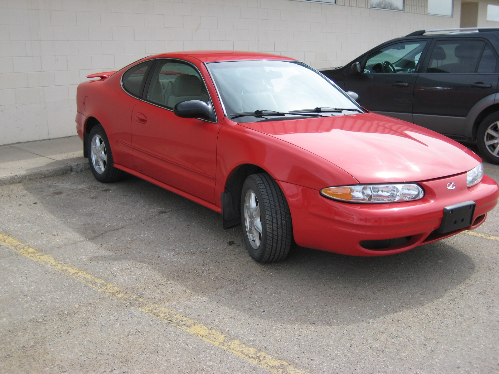 2001 Oldsmobile Alero GL Coupe picture
