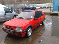 Picture of 1989 Peugeot 205, exterior, gallery_worthy