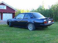 1977 Opel Ascona Overview