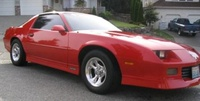 Picture of 1988 Chevrolet Camaro RS, exterior