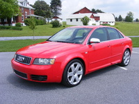 2005 Audi S4 Picture Gallery