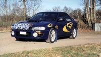 1996 Subaru Impreza picture, exterior
