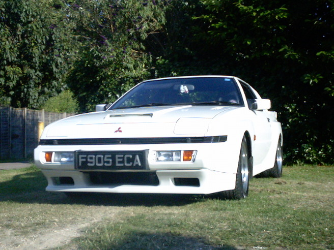Picture of 1989 Mitsubishi Starion, exterior