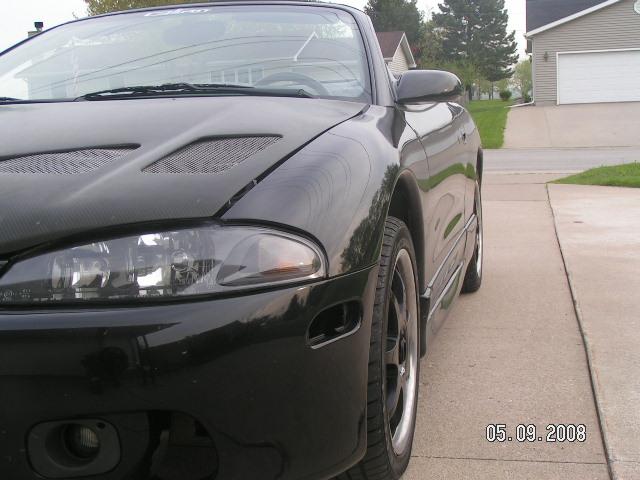 2003 Mitsubishi Eclipse Spyder Convertible. 1999 Mitsubishi Eclipse Spyder