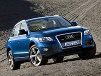 2009 Audi Q5, front view, exterior, manufacturer