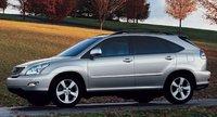 2009 Lexus RX 350, side view, exterior, manufacturer