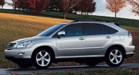 2009 Lexus RX 350, side view, manufacturer, exterior