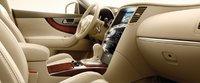 2009 Infiniti FX50, front seats, interior, manufacturer